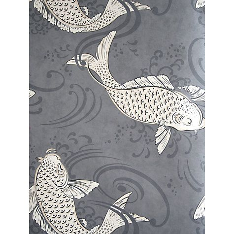 25 best koi wallpaper ideas on pinterest wallpaper for Koi wallpaper for walls
