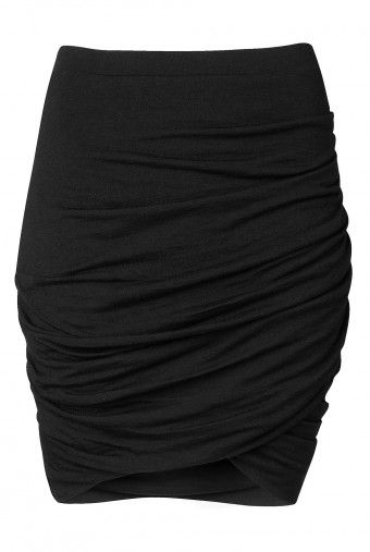 Twist Jersey Skirt - Witchery #witcherywishlist
