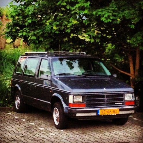 Chrysler Voyager 1980