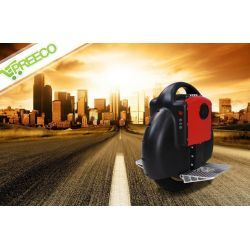 Yksipyöräinen tasapainoskootteri musta, 329,95€. Koe leijumisen tunne tämän uskomattoman yksipyöräisen sähköskootterin avulla! Yksipyöräistä sähköskootteria ohjataan oman tasapainon avulla. Kallistamalla hieman eteenpäin skootteri liikkuu eteenpäin, kallistamalla taaksepäin skootteri jarruttaa, seisomalla tasapainossa skootteri pysyy paikallaan. Kääntäminen tapahtuu kallistamalla kroppaa hieman haluttuun suuntaan. Ilmainen toimitus! #tasapainoskootteri