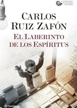 """En noviembre de 2016 el desenlace de la saga de """"La sombra del viento""""."""