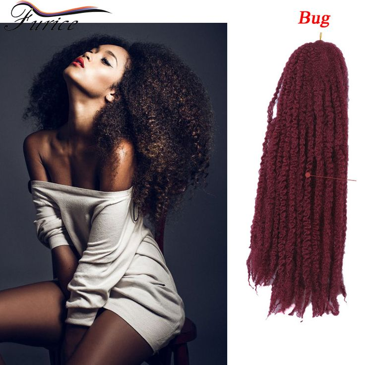 215 best afro kinky curly images on pinterest afro twist twists afro kinky braid hair extension synthetic burgundy pmusecretfo Gallery