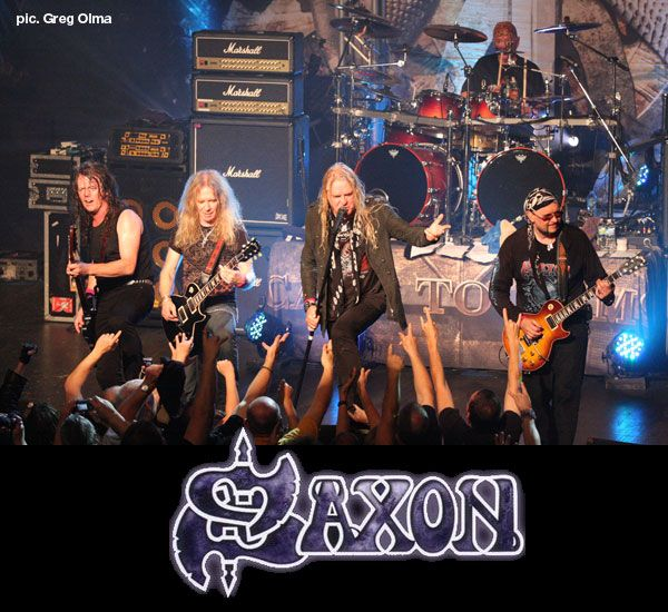 saxon band - Google Search