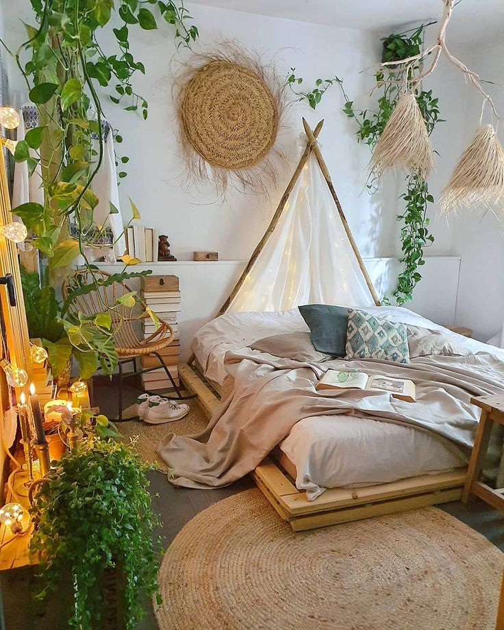 Living Room Decorideas Cozy: Bedroom Design With Wooden Accents In 2020