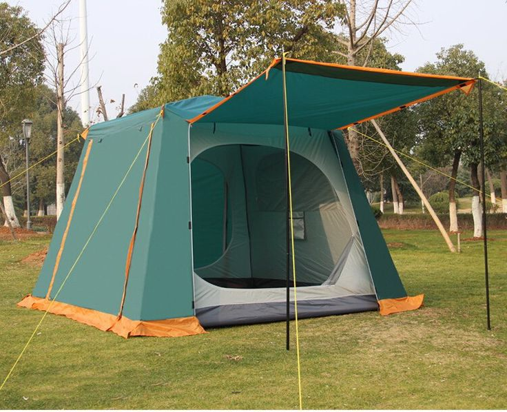 ==> [Free Shipping] Buy Best Camping tent outdoor 5-8 person set double field camping tent many people outdoor tent Online with LOWEST Price | 32532378503