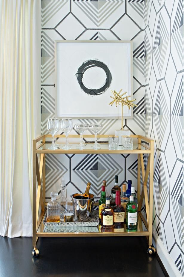 45 Medal Worthy Ways To Decorate With Gold Silver And Bronze Blog DesignsDesign
