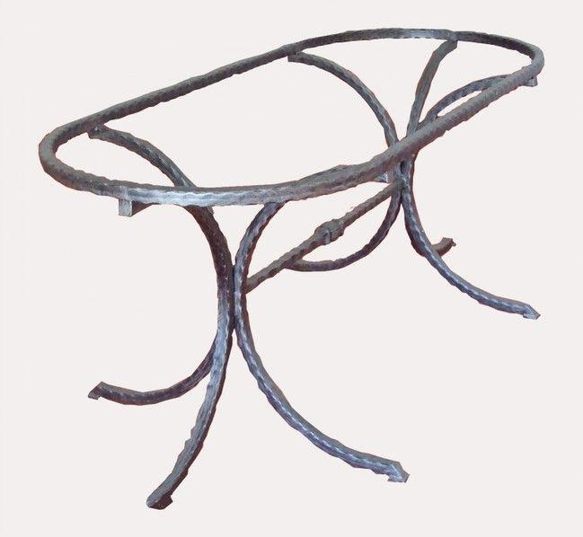 Basi per tavoli in ferro battuto - Vendita online - Il Sasso di Calamati