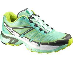Prezzi e Sconti: #Salomon wings pro 2 w lucite green/bubble  ad Euro 112.00 in #Salomon #Modaaccessori scarpe scarpe