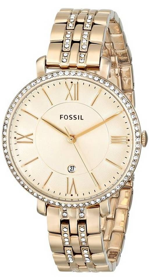 how to adjust time on fossil watch