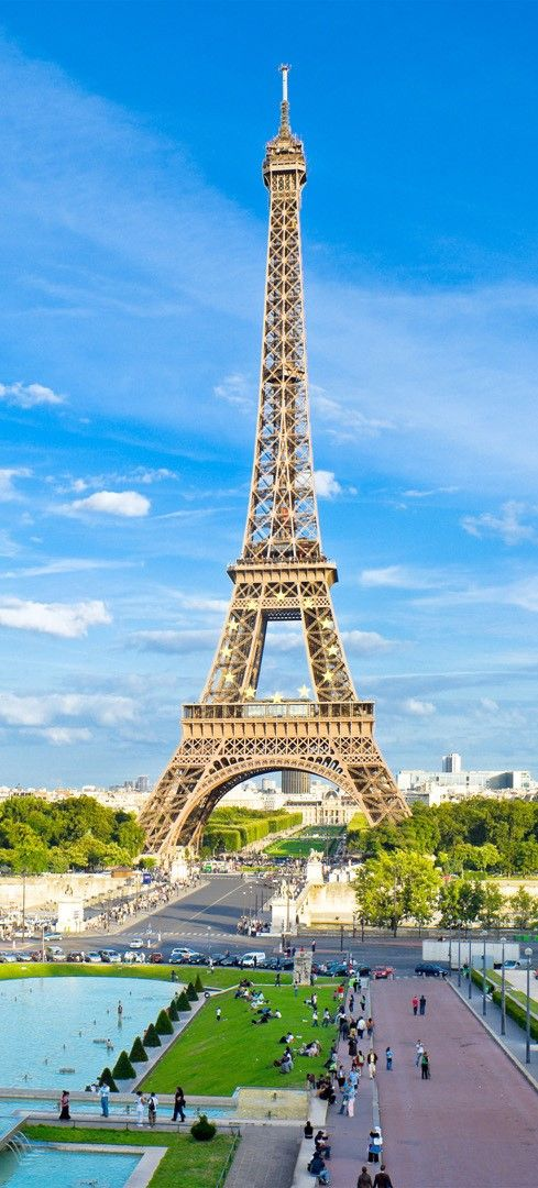 #Eiffel_Tower in #Paris, #France http://en.directrooms.com/hotels/subregion/2-8-208/