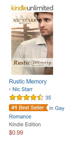 Rustic Memory is the second book in the Rustic series. It follows Rustic Melody. Blurb Tyler Samuels had his reasons for leaving the country town where he grew up. He moved to the city, established…