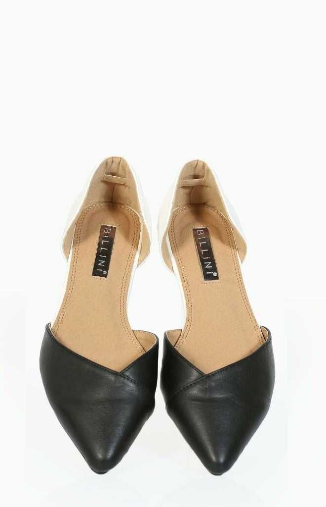 Pointed Ballet Flats - $50.00 - Womens Shoe Fashion Australia - #WomensFlats #Flats #FlatShoes #ShoeFashion