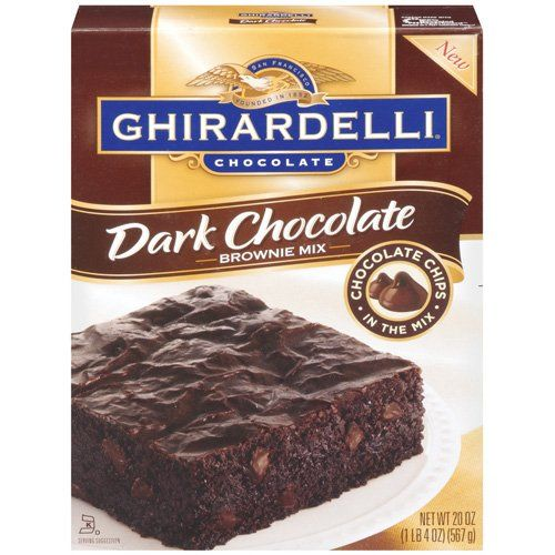 Ghirardelli Brownie Mix from Ghirardelli sale at price USD 9. Description from oyunklavuz.net. I searched for this on bing.com/images