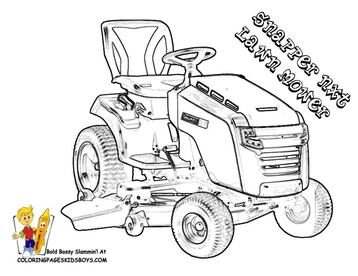 27 best images about gritty tractor coloring pages on
