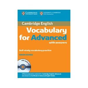 CAMBRIDGE VOC. ADV. CERTIFICATE KEY