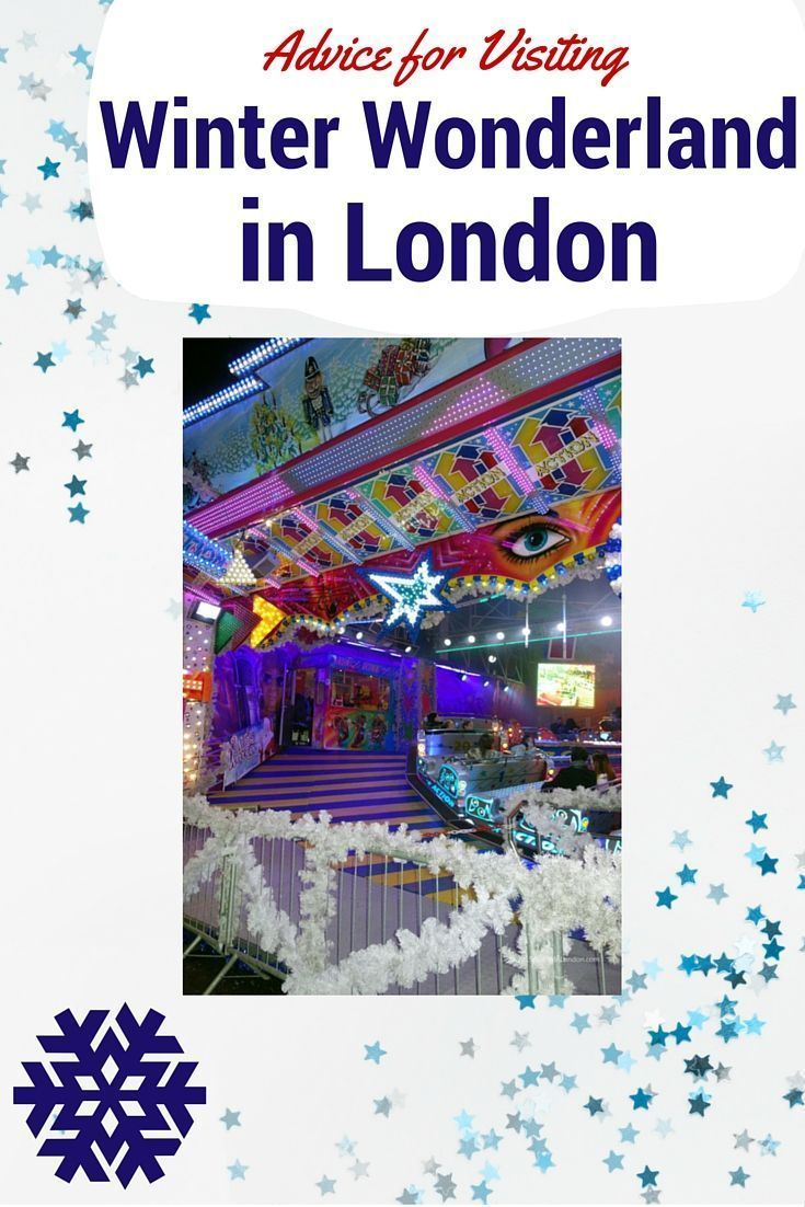 Need advice for visiting Winter Wonderland in London's Hyde Park? Read this!