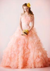 カラードレス | ウェディングドレス 名古屋【SOPHIA ソフィア】色打掛 白無垢 カラードレス タキシード レンタルドレス 貸衣装 結婚
