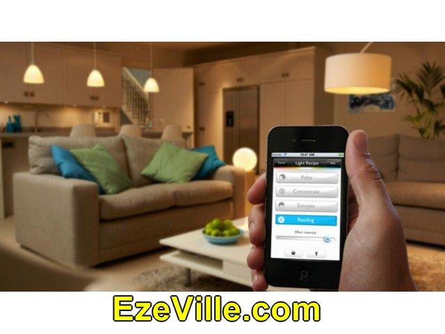 Awesome  Home Automation Lamp Socket001