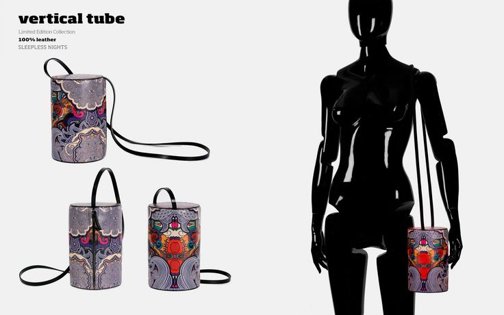 Have a beautiful day. Have a gorgeous bag. #WearableArt #PrintedLeatherBags