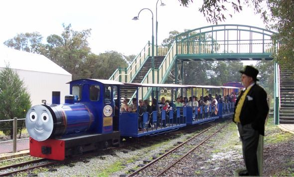 Bennett Brook Railway, Whiteman Park