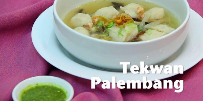 Video : Tekwan Palembang | Dream.co.id