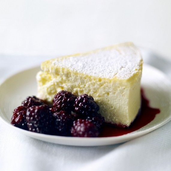 Cheesecake doesn't have to be the reserve of the gluten-eating population. We love this Lemon Cheesecake recipe made with low-fat ricotta cheese, minus the biscuity base. It tastes fabulous and it's good for you - surely the best combination?