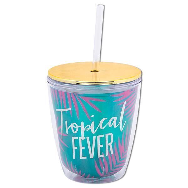 Tumbler Oz 10 Fever Tropical Drinkware SzMVpU