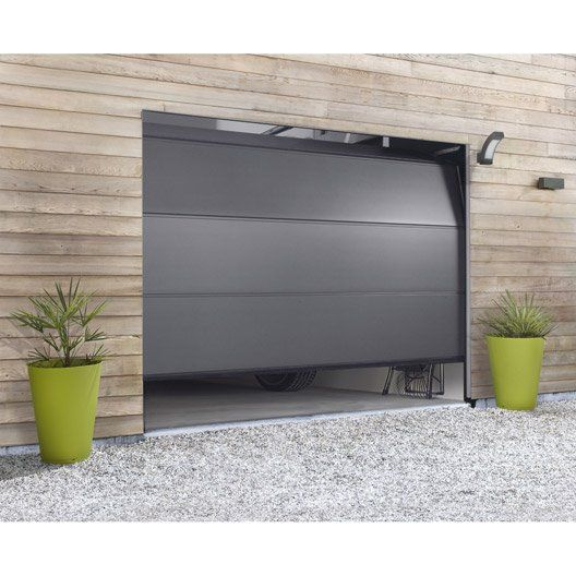 1000 id es sur le th me porte de garage sectionnelle sur pinterest store pergola porte. Black Bedroom Furniture Sets. Home Design Ideas