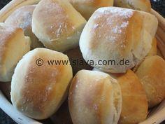 schnelle softe Pizza-Mini-Brötchen (Slava.com.de)