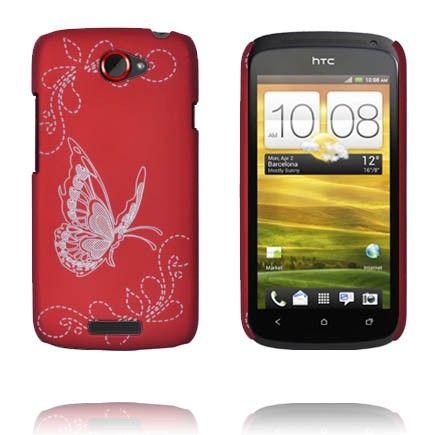 Joy (Rød) HTC One S Deksel