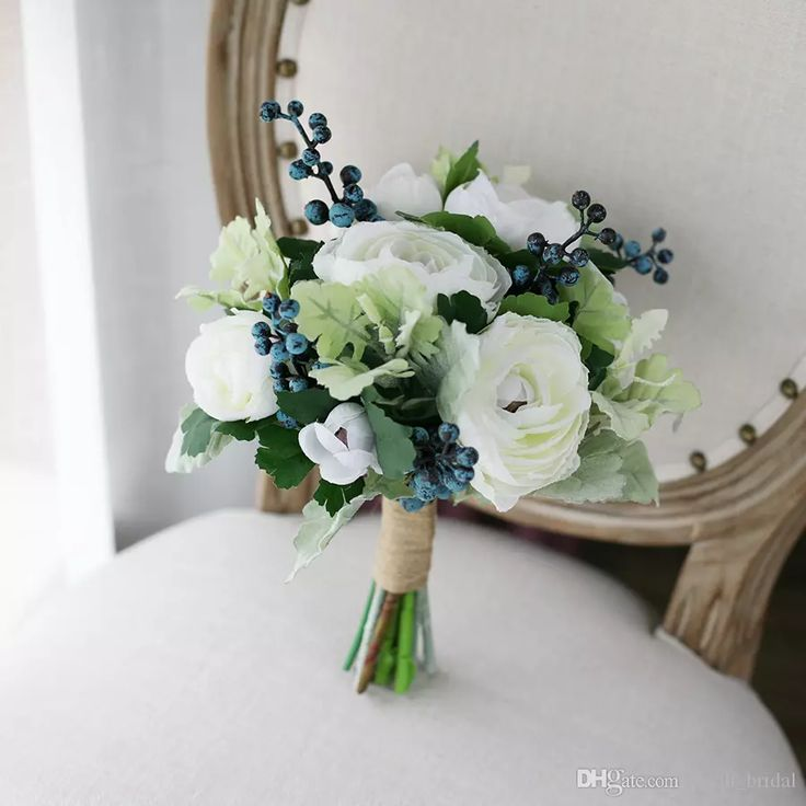 White Wedding Bouquets Online : Best ideas about wedding bouquets on