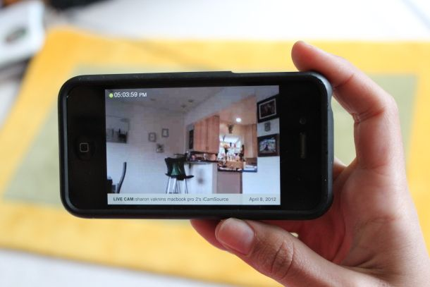 iCam is the cheap, easy way to get remote video surveillance  iCam is the simple way to set up remote video surveillance, using your smartphone to keep an eye on things while you're away.