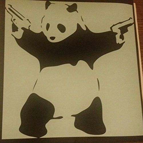 Banksy Panda Wall Sticker Vinyl Transfer Decal Grafitti A... https://www.amazon.co.uk/dp/B071ZJZKD6/ref=cm_sw_r_pi_dp_x_KIOnzbSYA6ZQE