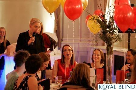 Karen Dunbar host for the evening