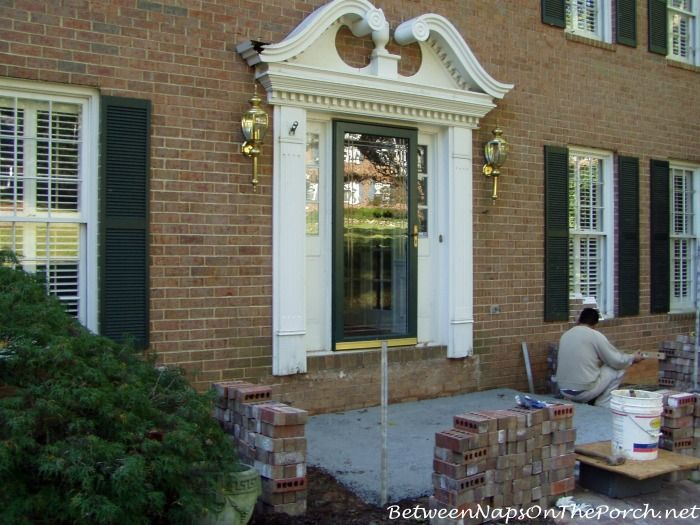 67 best images about front porch ideas on pinterest for Front porch add ons