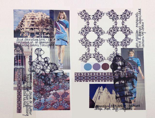 [CSM] BA (Hons) Fashion Fashion Design Womenswear MINI-PORTFOLIO Rhianna Morton / MOR14419812 ...