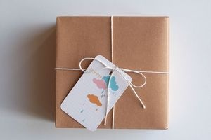 Gift Tags - Milk & Paper