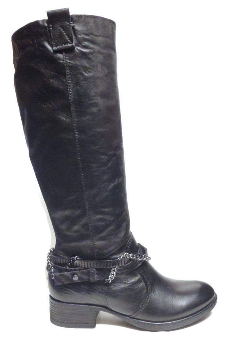 MJUS 601316 Athletic (Wide) Calf Boot Nero-Grigio Black http://www.traxxfootwear.ca/catalog/5190320/mjus-601316-athletic-wide-calf-boot