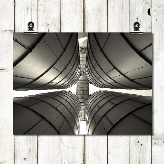 50 OFF SALE  industrial decor large wall art by ABaileyPhotography, $47.00