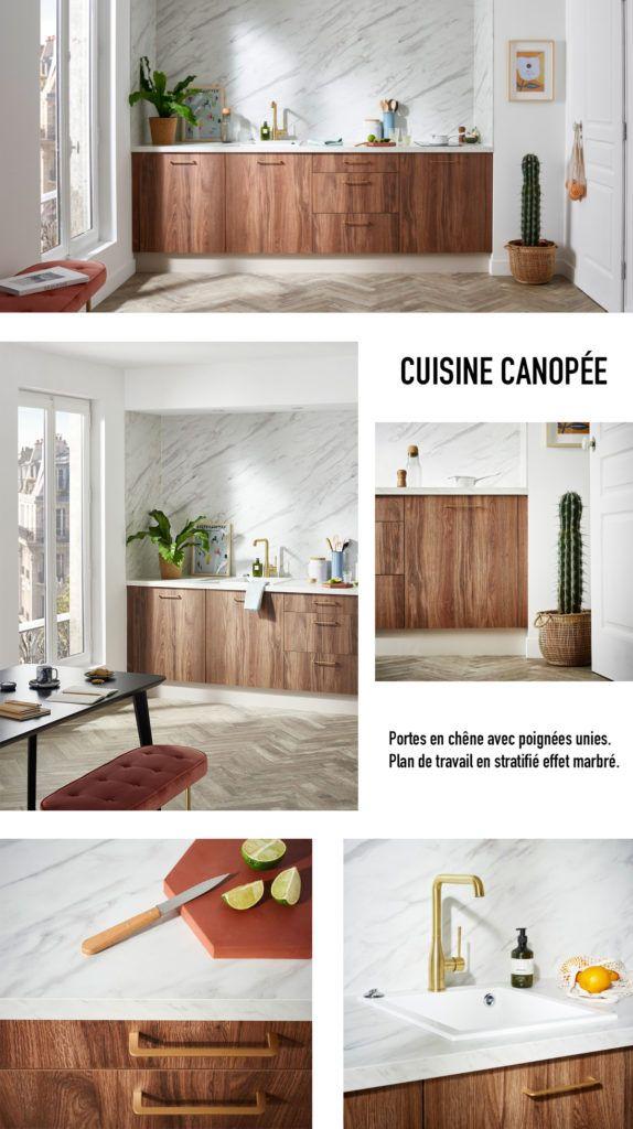 Un Projet D Amenagement De La Cuisine Canopee Avec Lapeyre Amenagement De La Cuisine Cuisine Lapeyre Lapeyre