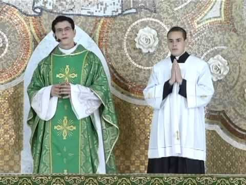 14/06/2015 - Santa Missa Dominical
