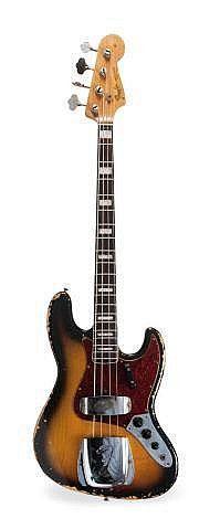Fender Jazz bass 1968