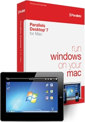 Parallels Desktop 7 for Mac - The #1 choice of customers worldwide for running Windows on Mac: Window App