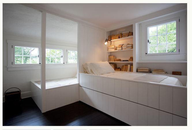 bedroom built ins bedroom pinterest. Black Bedroom Furniture Sets. Home Design Ideas