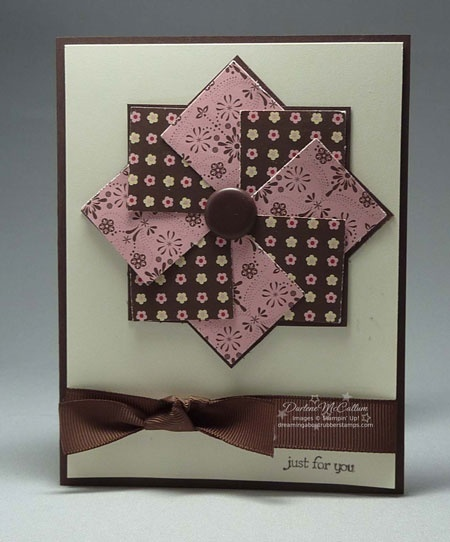 Stampin up! homemade-cards