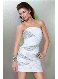 Glamorous A-Line Sweetheart Floor-Length Lace-up Beadings Prom DressesCocktails Dresses, Bachelorette Parties, Sheath Columns Strapless, Parties Dresses, Receptions Dresses, Cocktail Dresses, Beads Prom, Prom Dresses, Sheathcolumn Strapless