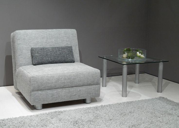 Verwandlungssessel Palila Schlafsessel Gästebett Silber Grau 21433. Buy now at https://www.moebel-wohnbar.de/verwandlungssessel-palila-schlafsessel-gaestebett-silber-grau-21433