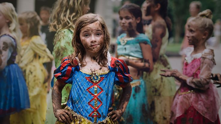 Disney's New Campaign Encourages Girls to Aspire to Be More Than Just Princesses // Kate Parker