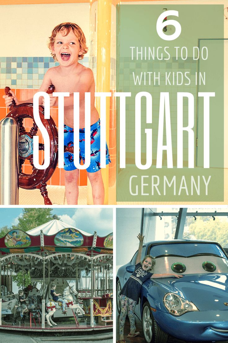 "6 Things To Do With Kids In Stuttgart, Germany. Includes Mineral Bath Leuze, ""Wilhelma"", Mercedes & Porshe plus more. TRAVEL WITH BENDER 