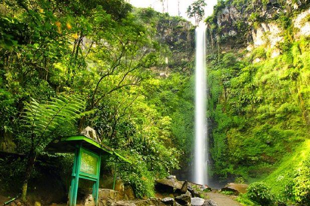 Coban Rondo Waterfall
